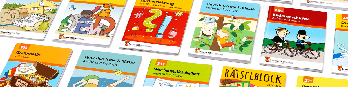 Hauschka Verlag cover